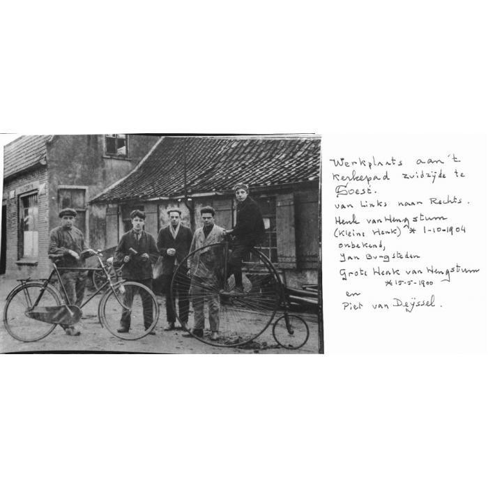 Van Henstum Smederij II und Spreukenhuisje – Verdwenen Soest