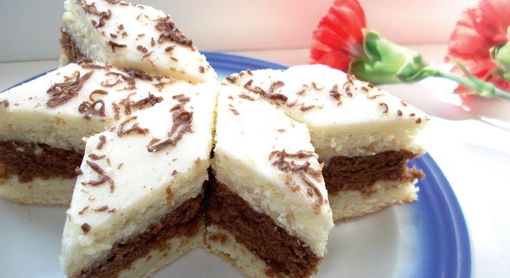 O prajitura cu ciocolata delicioasa, in straturi, pe care ti-e mai mare dragul sa o prepari si sa o servesti. Reteta a fost trimisa deNinica Radescu, din Gorj.