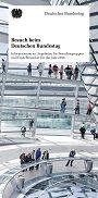 Infoflyer: Besuch beim Deutschen Bundestag