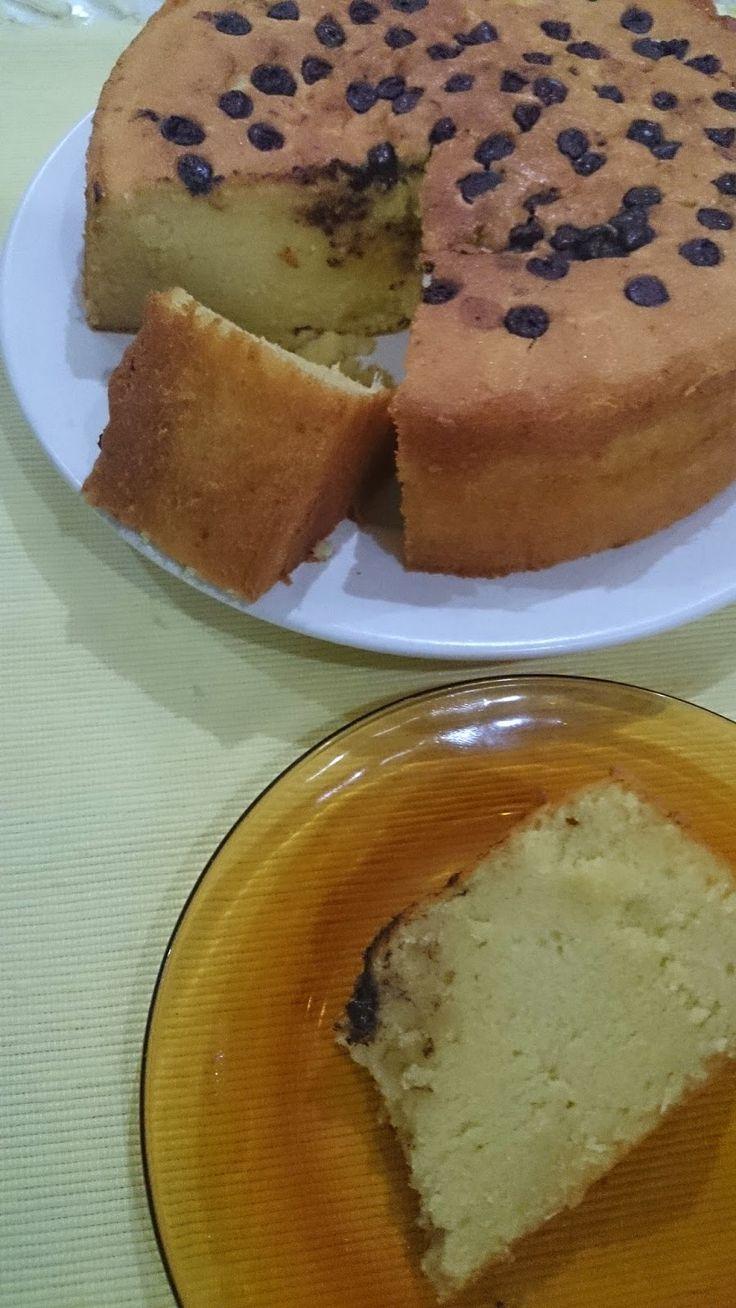 Rumah Makan DJOWO KLATEN: BOLU TAPE SINGKONG (CASSAVA FERMENTED CHOCO CHIPS ...