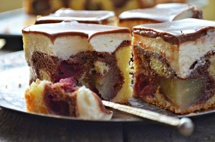 Kuchnia w zieleni: ciasta na Wielkanoc - Fale dunaju