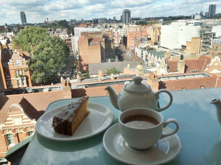 Tea time | London
