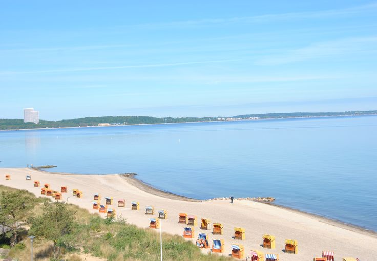 the beauty of the baltic sea - view from seehuus hotel in timmendorfer strand/niendorf | www.seehuus-hotel.de
