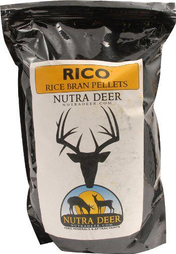Outdoor Brandz Nutra Deer Rico Rice Bran Pellets Attractant, 5-Pound  http://www.deerattractant.info/product/outdoor-brandz-nutra-deer-rico-rice-bran-pellets-attractant-5-pound/   #deer #deerattractant #deerhunter #deerhunting