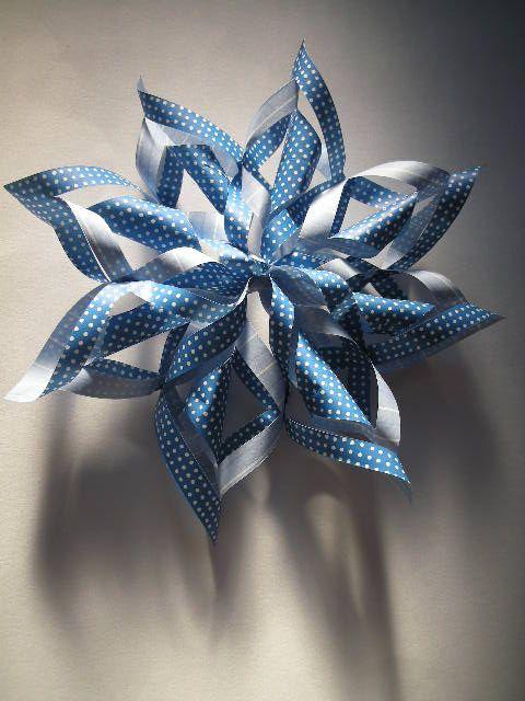 折り紙でクリスマスオーナメント:すきなこと○日和