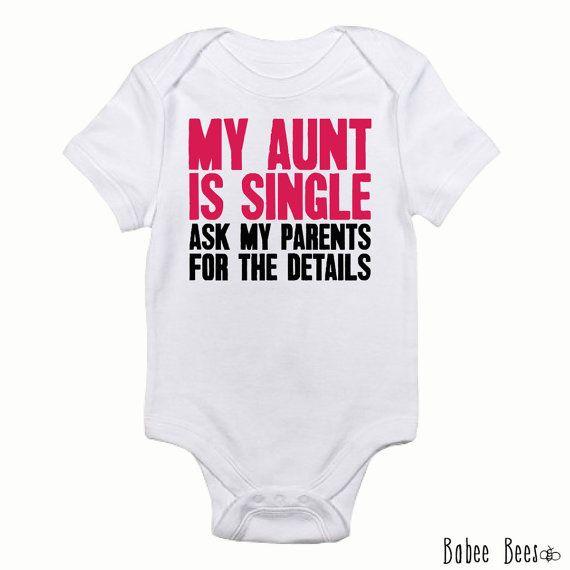 Cute Aunt Baby Onesies | www.pixshark.com - Images ...