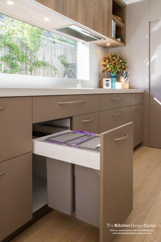 25 best ideas about kitchen bins on pinterest kitchen - Cocinas modernas fotos ...