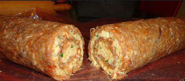 Dvobojna mesna rolada! – rolade mogu stajati i jednako su ukusne i mlake, pa čak i hladne …