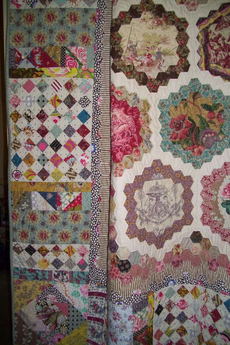 Margaret Sampson George Quilt http://broderie.typepad.com/.a/6a00d8345475ed69e201774496bfe3970d-pi