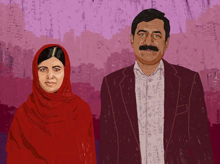 """Malala's Father Says Syria Will Have A """"Lost Generation"""" If Children Are Not Educated - BuzzFeed News"""