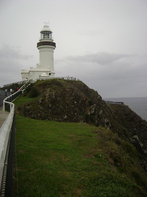 Byron Bay Lighthouse (most eastern point of Australia) New South Wales