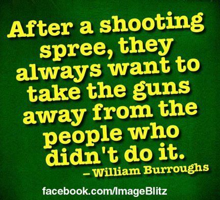 Gun control will only serve to make us Legal, Law abiding, American Patriots unarmed and waiting to be victimized by enemies within and outside America. NO way in hell will we Americans allow you POS to take away our right to bear arms, and to protect our home and families!!