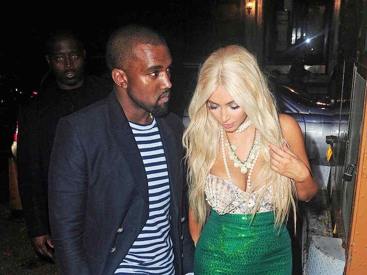 Kim Kardashian y Amber Rose, La batalla de las ex y esposa de Kanye West (FOTOS) | Telemundo