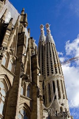 Gaudi's Sagrada Familia #Barcelona #Spain