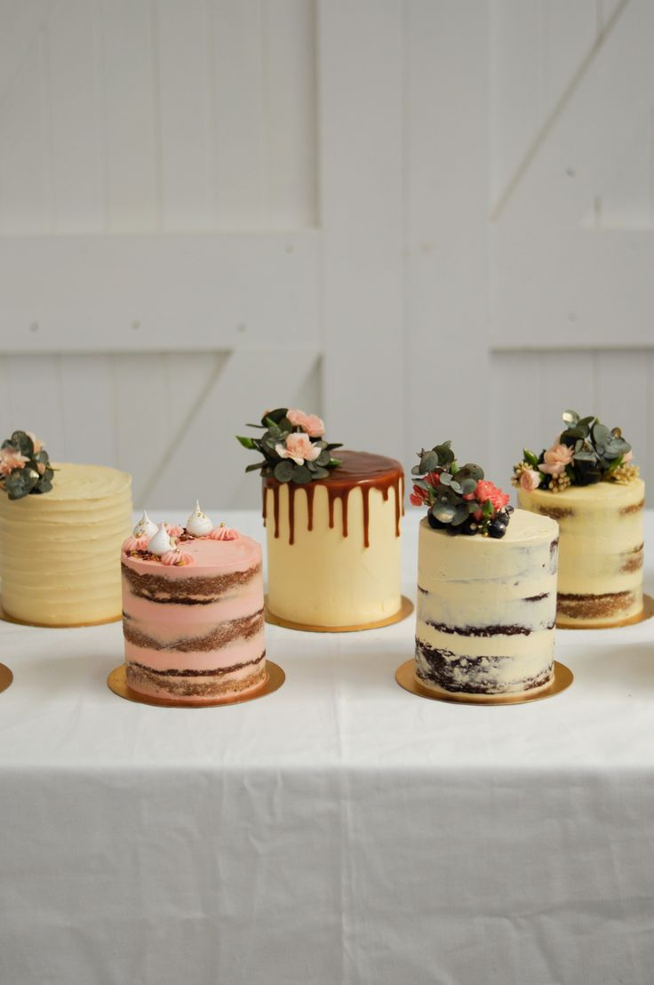 A selection of cakes by LionHeart