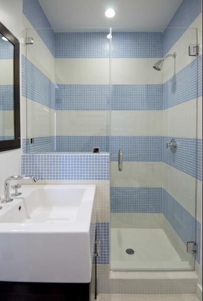 Die 7 besten Bilder zu Bathroom project 2013 auf Pinterest Im - mosaik fliesen badezimmer