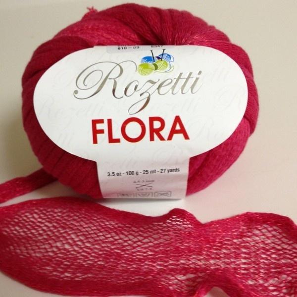 NobleKnits Yarn Shop  - Rozetti Flora Ruffle Yarn, $13.79 (http://www.nobleknits.com/rozetti-flora-ruffle-yarn/)