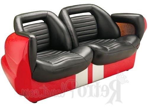 Dodge Viper Couch