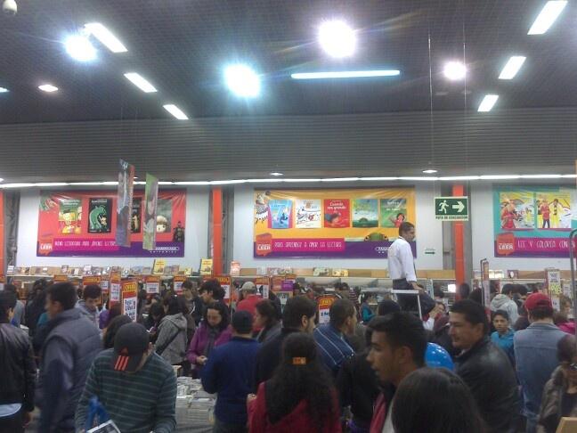 Panamericana Feria del Libro 2013