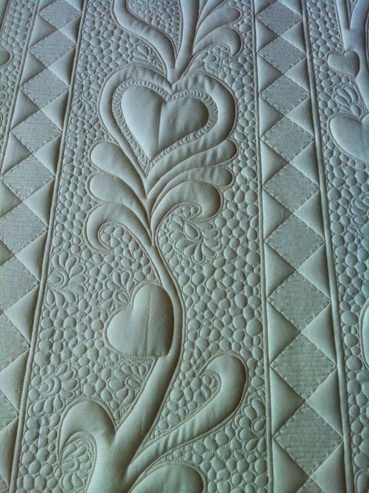 Hand Quilting Border Designs : 17 Best images about Quilts: Borders and Binding on Pinterest Quilt, Log cabin quilts and ...