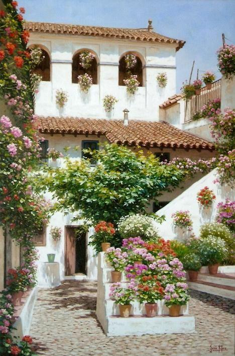 Patio Córdoba                                                       …                                                                                                                                                     Más