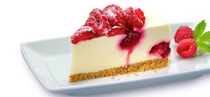 Philadelphia White Chocolate & Raspberry Cheesecake - tried & tested, easy to make and an all round crowd pleaser!