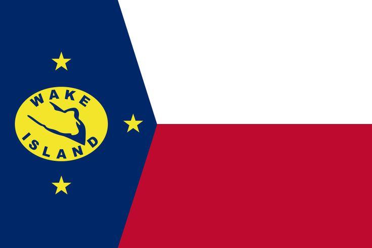 Flag of Wake Island