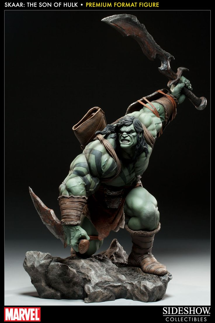 Skaar – Son of Hulk Premium Format Figure
