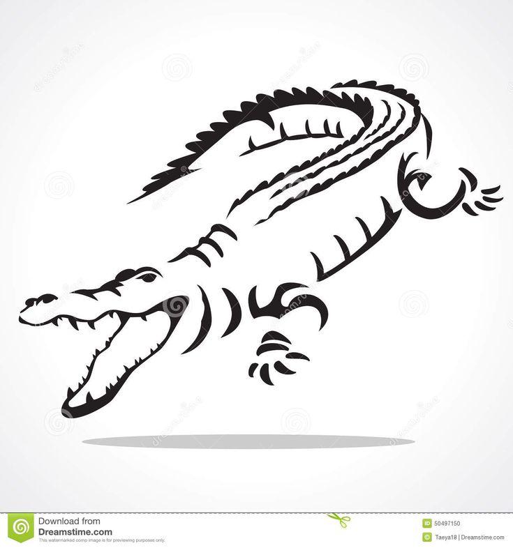 crocodile tattoo - Google'da Ara