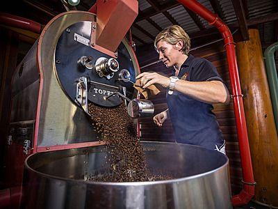 Skybury Coffee Range | Atherton Tablelands | Queensland | Australia