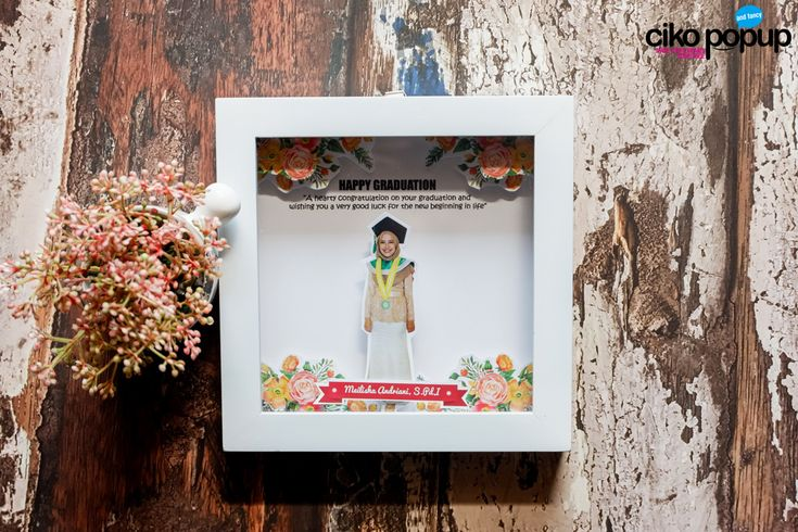 Cari kado wisuda, kado ulang tahun, kado wedding dan pernikahan, kado anniversary, dan kado murah lainnya? Yuk kunjungi cikopopup.com sekarang juga untuk dapatkan popup frame sebagai kado unik dan menarik.