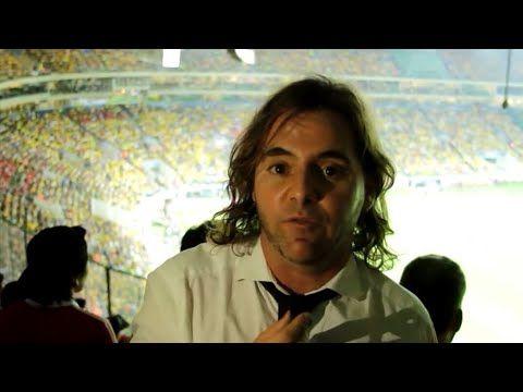Así vivió la Prensa Chilena en Brasil su eliminación del Mundial. - YouTube
