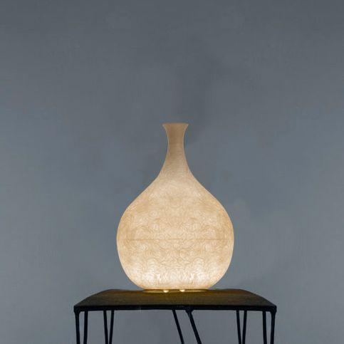 LUCE LIQUIDA 2 - Lampa stojąca Biały In-es Artdesign