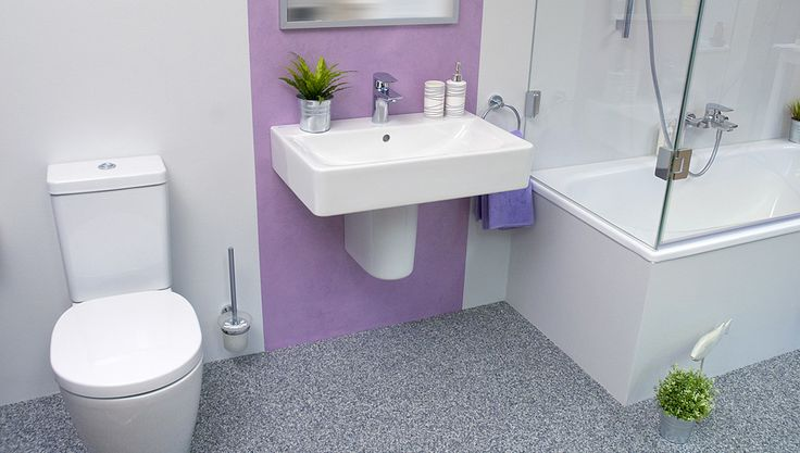 WANDSANIERUNG fugenfrei im Badezimmer mit REMAILL