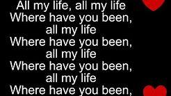 Rihanna - Where have you been lyrics - YouTube