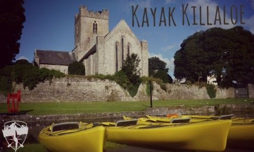 Kayak Killaloe new