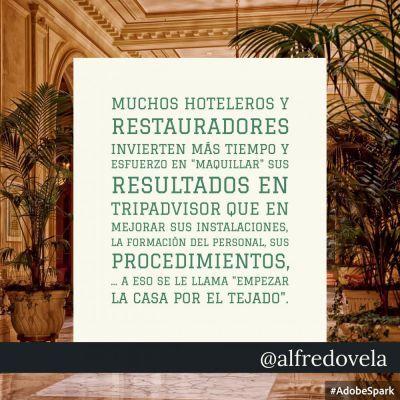 Hoteles y TripAdvisor #citas