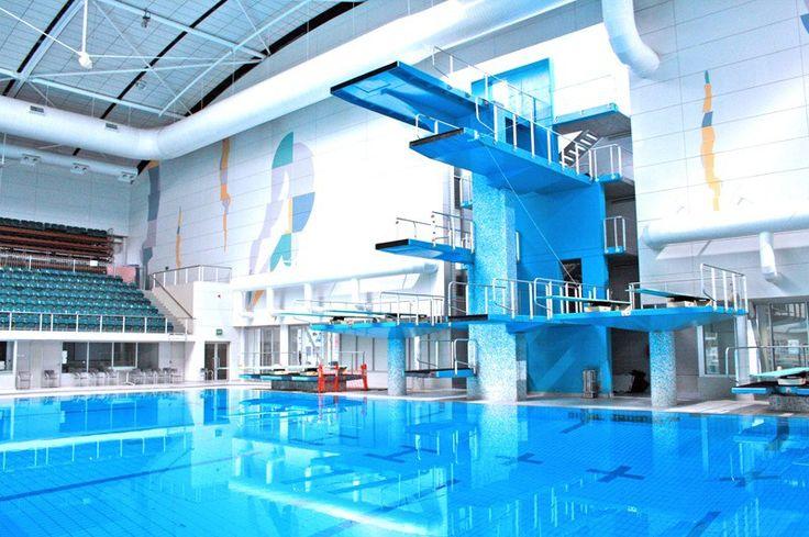 Платформа для прыжков в воду