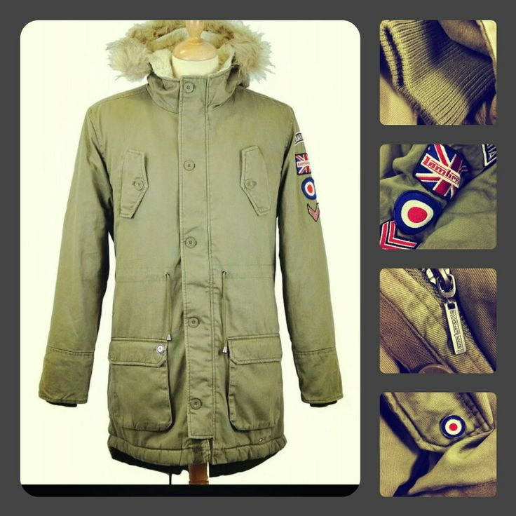 We at Modclothin reckon it's getting a bit Parky! We stock a quality selection of top notch parkas.So checkout what could be keeping you warm. Plus take advantage of 30% off (until 4th Jan) Find Our Parkas at  www.modclothin.co.uk #parka#modclothin#scooterists#mod#coat#vintagefashion#www.modclothin.co.uk