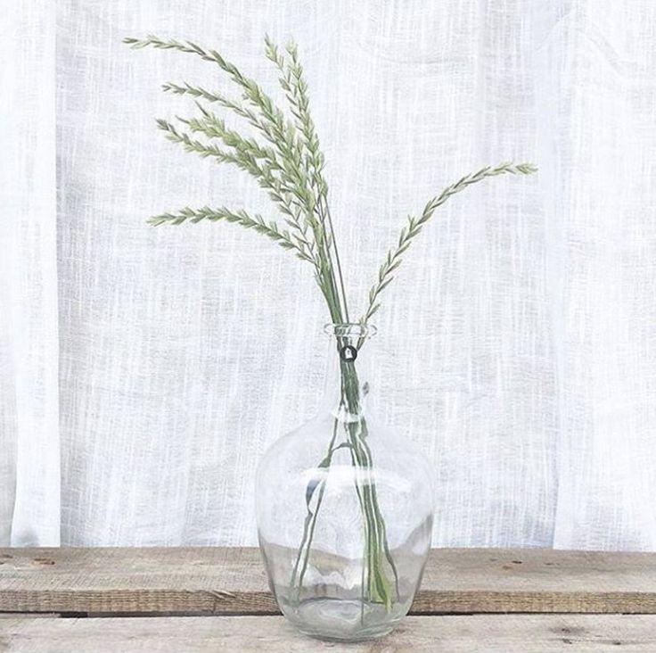 Mooie vazen mogen niet ontbreken in je interieur. Voor de herfsttijd met een mooi gras erin of een rozebotteltak. Tijdens de kerst met een mooie dennentak of eucalyptus, genoeg ideeën waardoor het een mooie eyecatcher wordt. Deze mooie vaas van @housedoctordk is te verkrijgen in de shop!