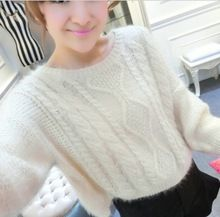 D15872A 2014 european style long sleeve cashmere sweater  Best Buy follow this link http://shopingayo.space