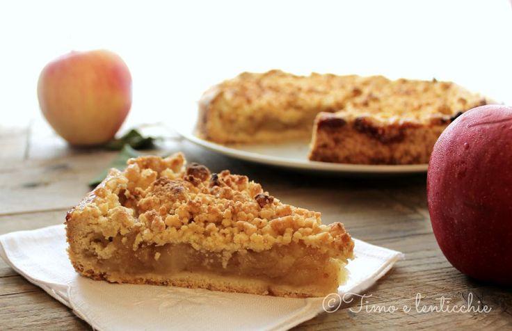 Da un'idea nata all' Ikea, la voglia di provarsi in una Torta di mele alla svedese vegan, rivisitata. Morbida e profumata, è piaciuta a tutti
