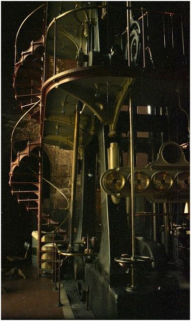 Marine Engine Room Lights: 92 Best Images About Steampunk Man Cave On Pinterest