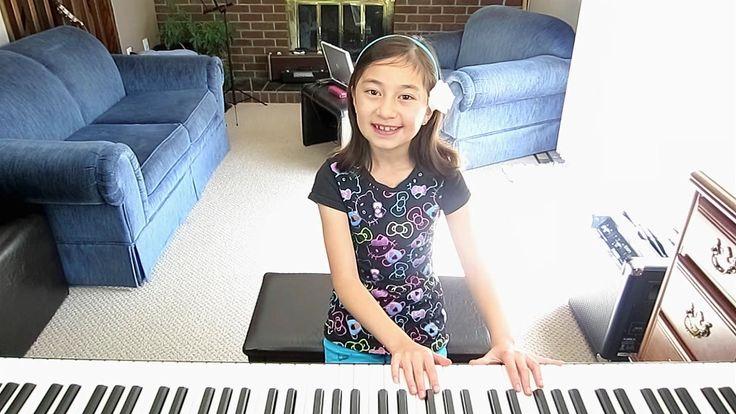 Mo Li Hua (茉莉花, Jasmine Flower) - just piano