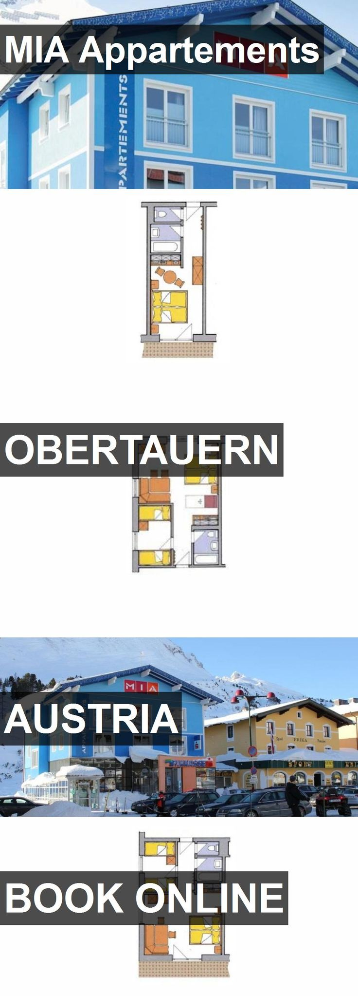 Hotel MIA Appartements in Obertauern, Austria. For more information, photos, reviews and best prices please follow the link. #Austria #Obertauern #travel #vacation #hotel