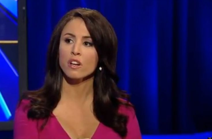 Fox News Andrea Tantaros Tells Listeners To Punch Obama Voters In The Face (AUDIO) and compares U.S. to Soviet Union