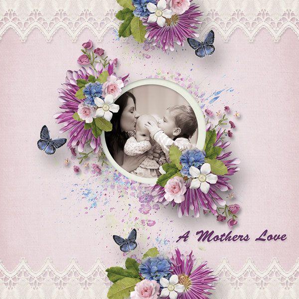 "RAK pro Monika Hůlová ""A Mothers Love"" - Collection by Alexis Design Studio http://www.thedigichick.com/shop/A-Mothers-Love-Collection.html save 37%"