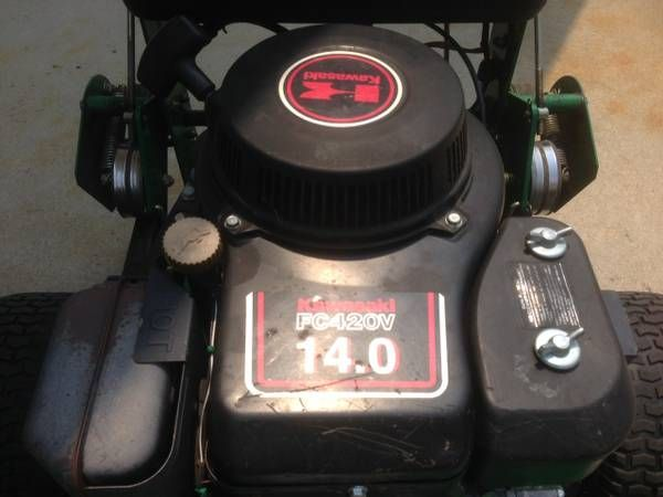 2 Bobcat Commerical Gear Drive Lawn Mowers