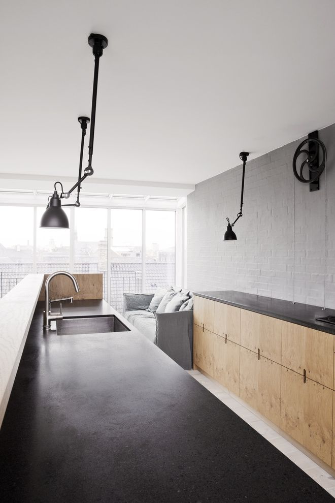 Create your very own exclusive Made a Mano kitchen with a bespoke table top made from lava stone. Private clients and architects have long loved our table tops manufactured in lava stone; the most dur