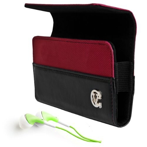 Red- Black VG Portola Holster Carrying Case for HTC Desire C / HTC Wildfire C / HTC Golf Android Mobile Smartphone + Green Headphones by VangoddyTM. $16.99. http://yourdailydream.org/showme/dphsb/Bh0s0b8pBxAyOzGe2oOu.html